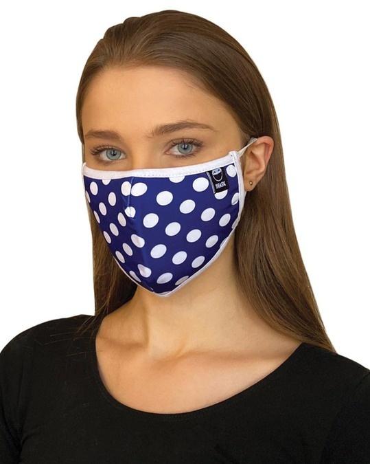 Shop Polka Forest Flower Bundle Combo Mask-Back