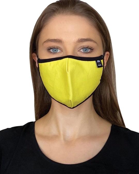 Shop Surgical Pink Yellow Bundle Combo Mask-Back
