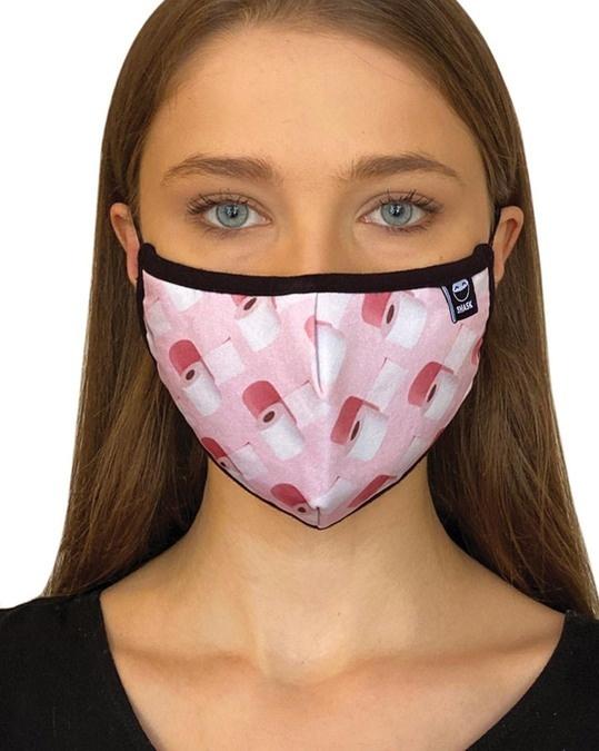 Shop Surgical Toilet Paper Skull Bundle Combo Mask-Design