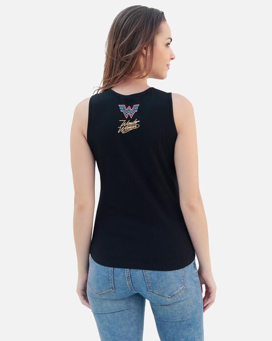 Shop Women's Ww84 2 Pc Pack 3d Gold & Sun Tank Top