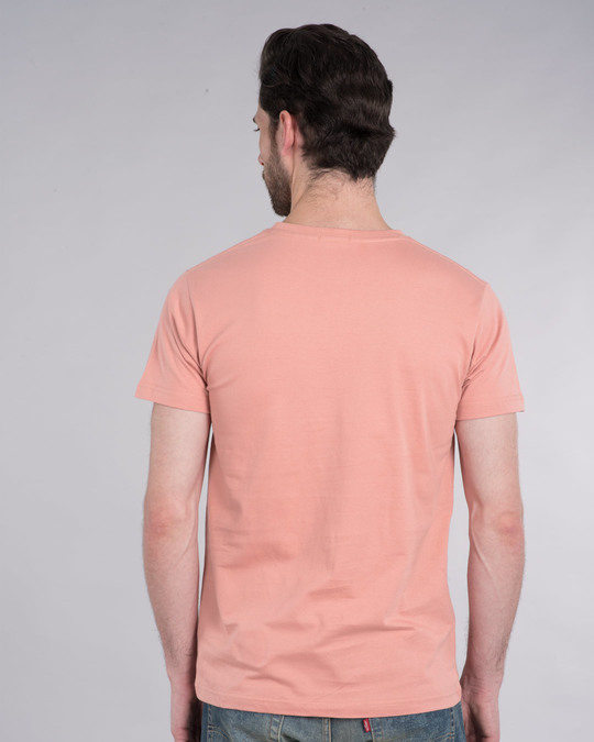 Shop Snap It Half Sleeve T-Shirt-Back