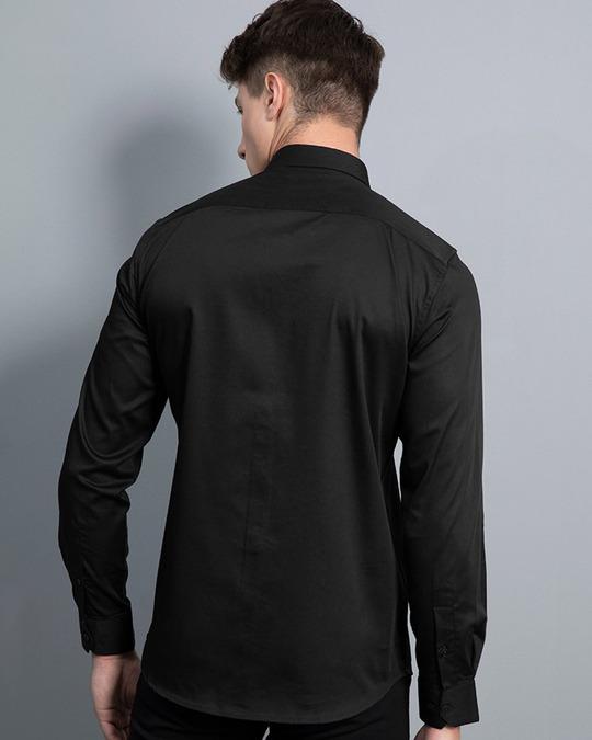 Shop Gallant Black Shirt-Full