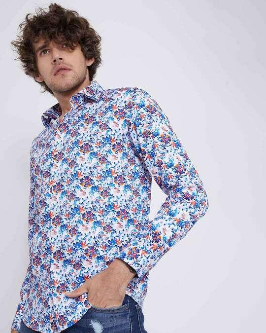 Shop Impressionist Print Shirt-Design