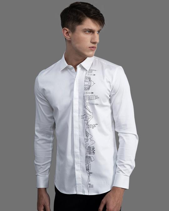 Shop Relic White Shirt-Back