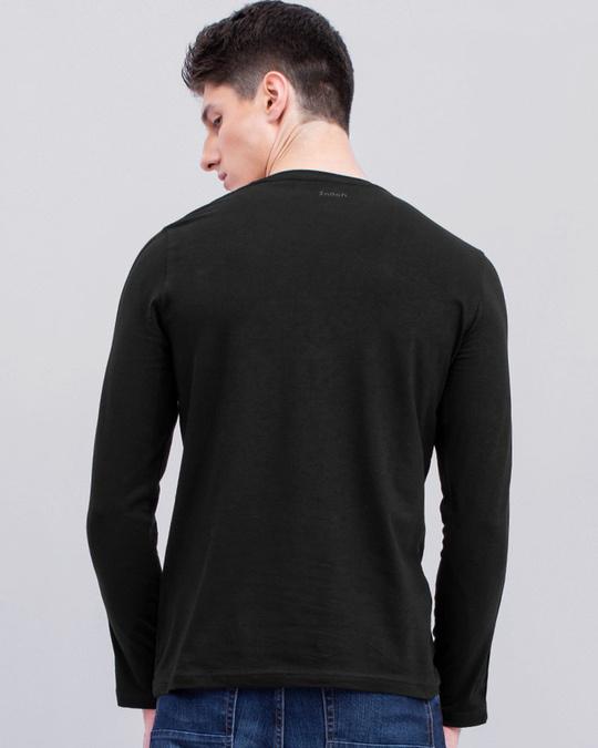 Shop Streamer Black Crew Neck T Shirt-Design