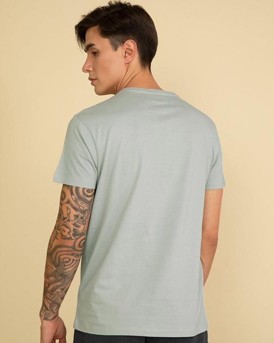 Shop Swirl Mist Green Graphic T Shirt-Design