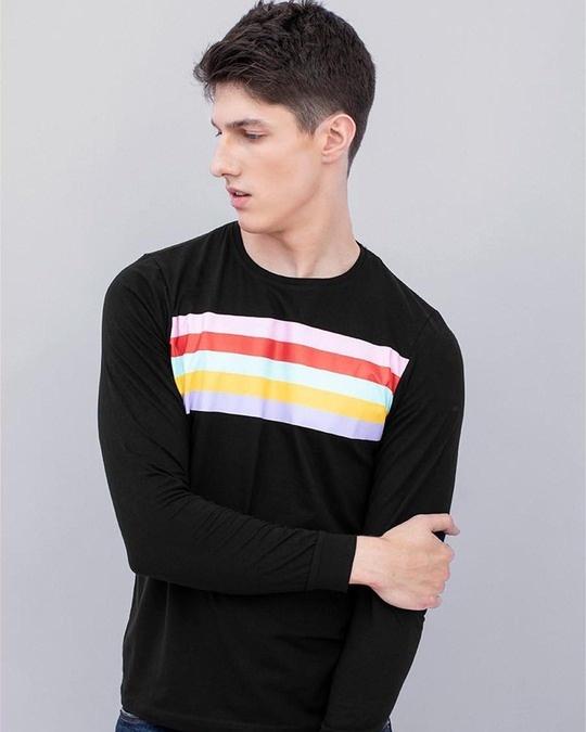 Shop Wubrg Black T Shirt