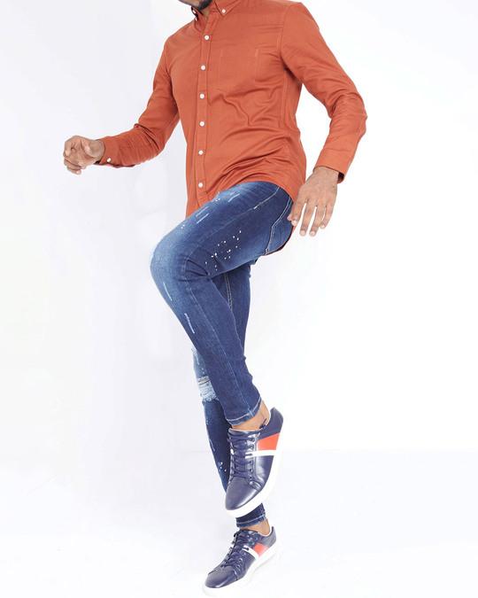 Shop Xoritte Carpenter Jeans-Back