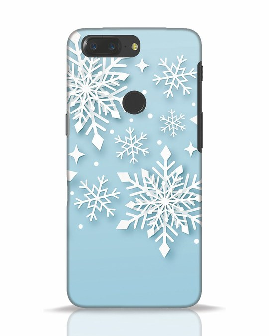 Shop Snowflakes Mc OnePlus 5T Mobile Cover-Front