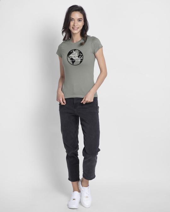 Shop So Much Time Half Sleeve T-Shirt-Design