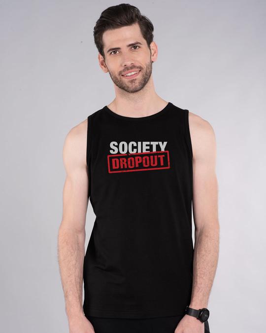Shop Society Dropout Vest-Front