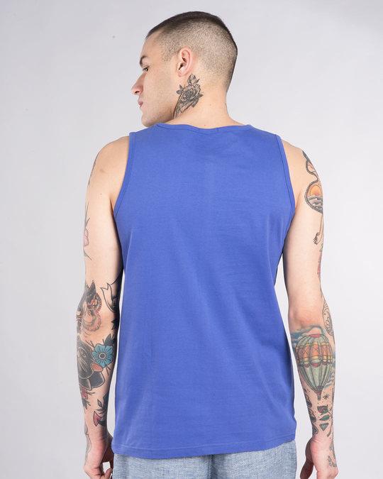 Shop Society Dropout Vest-Back
