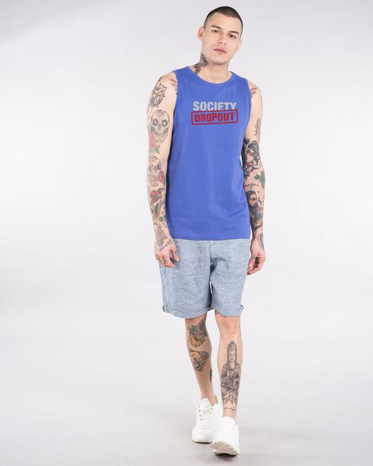 Shop Society Dropout Vest-Design