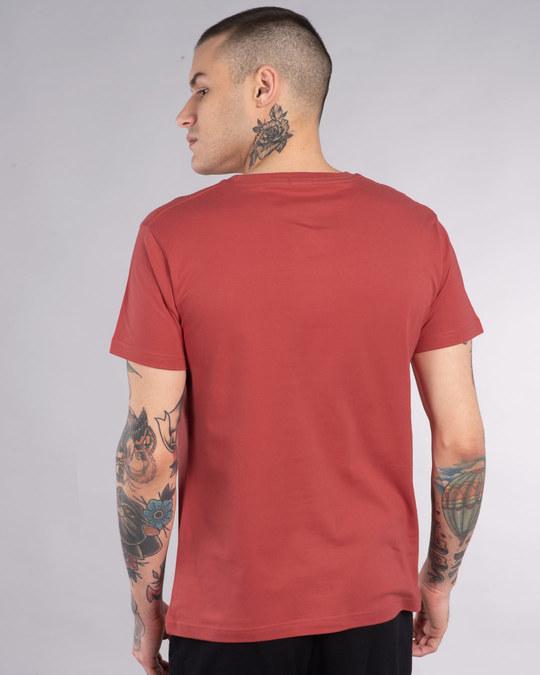 Shop Sone Do Half Sleeve T-Shirt-Back