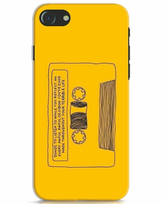 Shop Songs iPhone 7 Mobile Cover-Front
