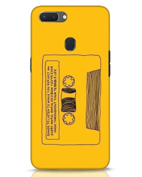 Shop Songs Realme 2 Mobile Cover-Front