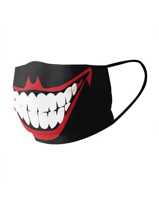 Shop Joker Cotton Face Mask-Full