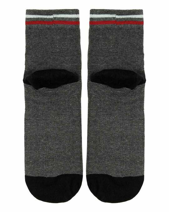 Shop Soxytoes The Game Night Crew & Ankle Socks (Pack of 2)-Design
