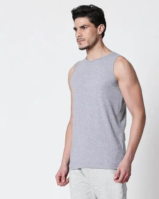 Shop Space Grey Men's Vest-Design