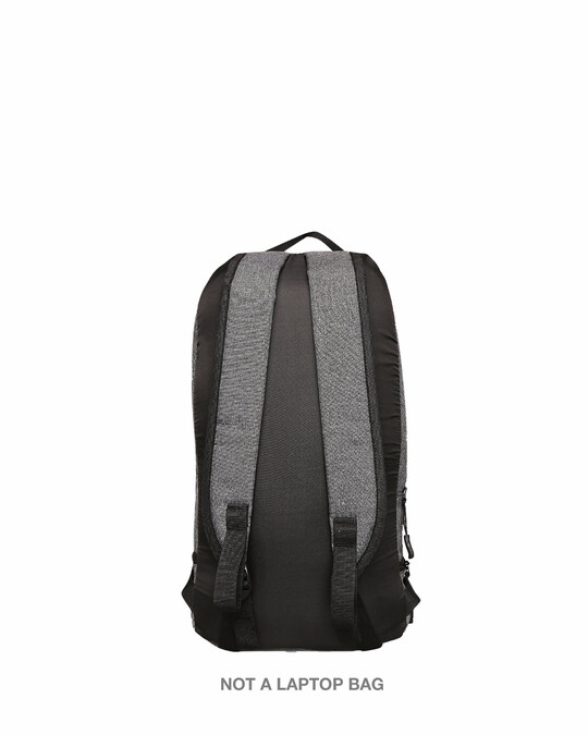 Shop Space Grey Small Backpack-Design