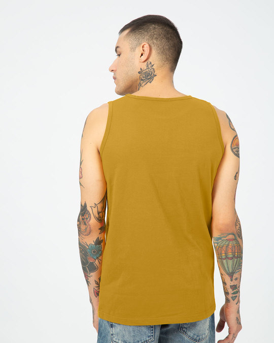 Shop Speak Less Do More Vest-Back