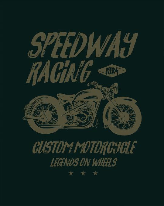Shop Speedway On Wheels Boyfriend T-Shirt
