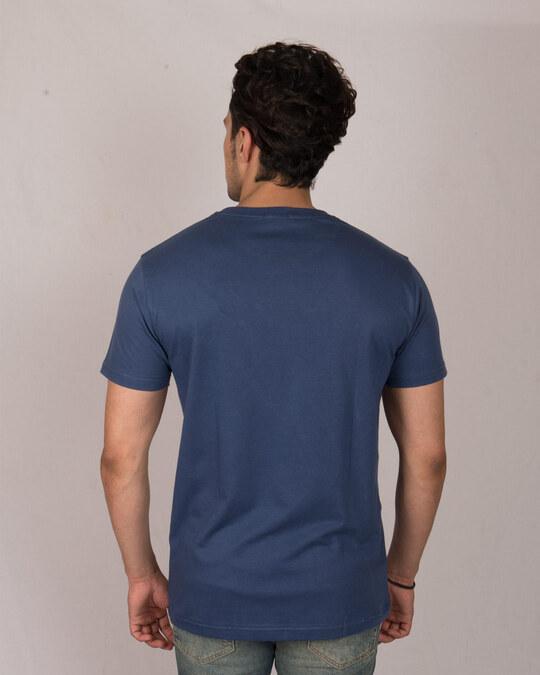 Shop Spider Jump Half Sleeve T-Shirt (SML)-Back