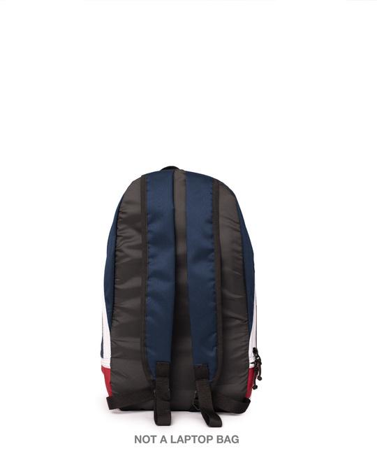Shop Spiderman Badge Printed Small Backpacks (FFHL) Blue-Red-Design