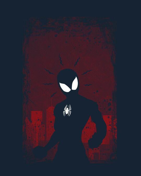 Shop Spidersense Half Sleeve T-Shirt (AVL)-Full