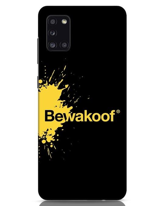 Shop Splash Bwkf Samsung Galaxy A31 Mobile Cover-Front