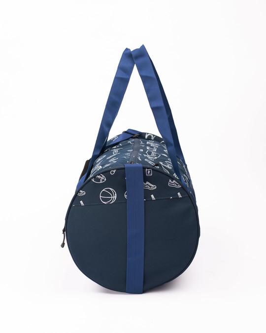 Shop Sports Star Duffle Bag-Design
