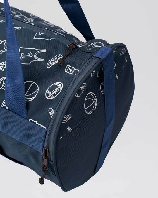 Shop Sports Star Duffle Bag-Design