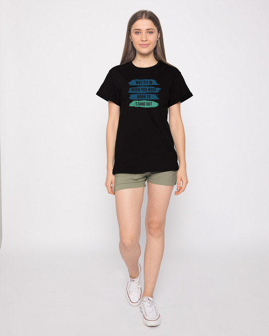 Shop Stand Out Brush Boyfriend T-Shirt