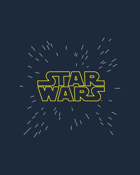 Shop Star Shower Half Sleeve T-Shirt (SWL)-Full
