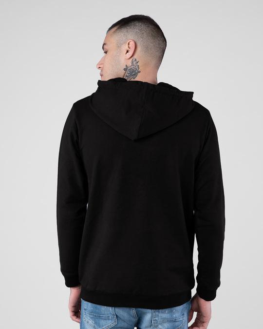 Shop Star Wars Colorful Fleece Hoodie (SWL)-Back
