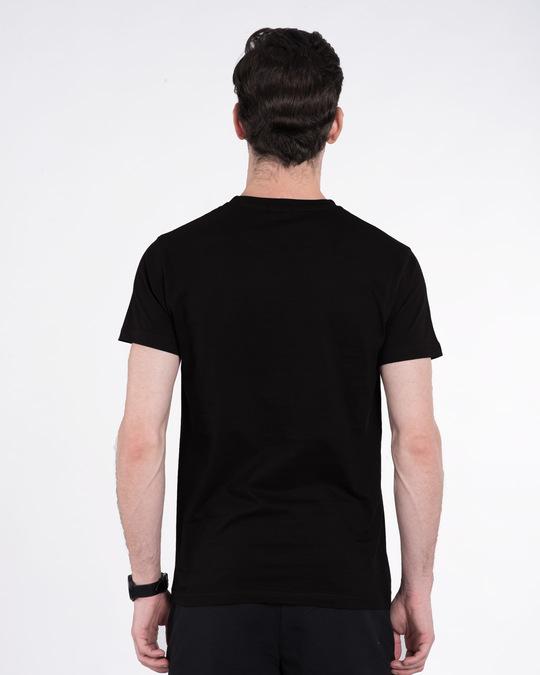 Shop Star Wars Colorful Half Sleeve T-Shirt (SWL)-Back
