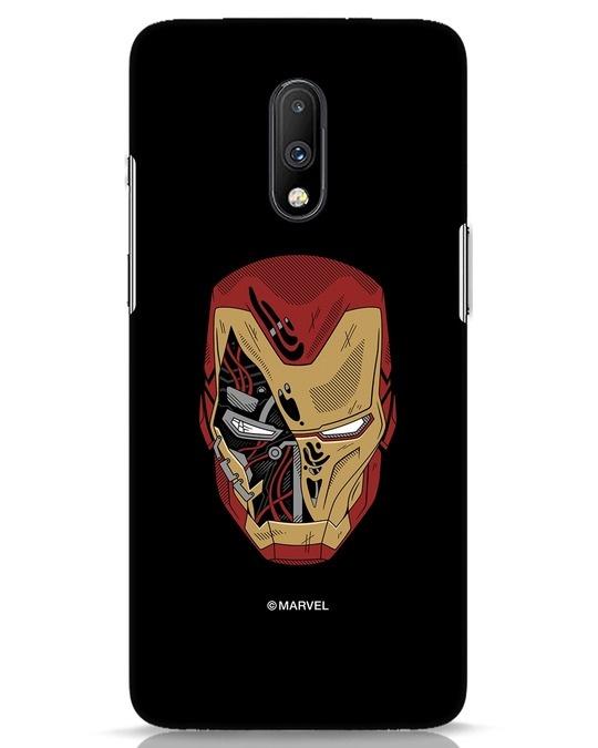 Shop Stark Break OnePlus 7 Mobile Cover (AVL)-Front