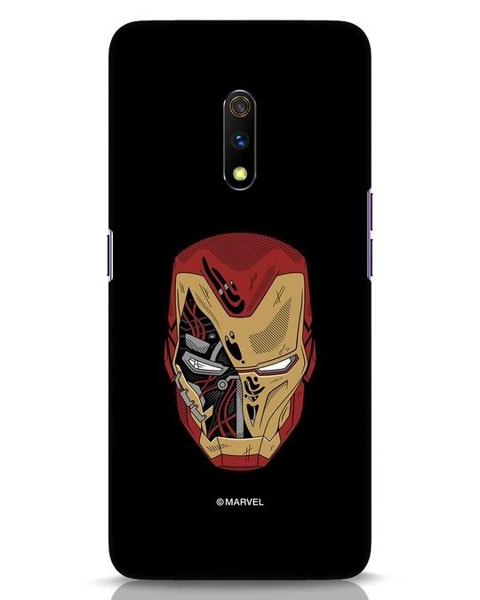 Shop Stark Break Realme X Mobile Cover (AVL)-Front