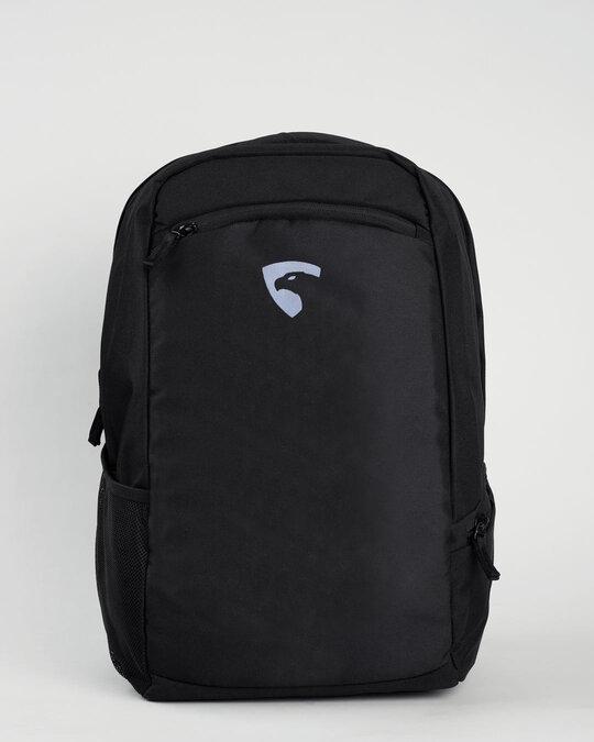 Shop Starless Laptop Bag Black-Front
