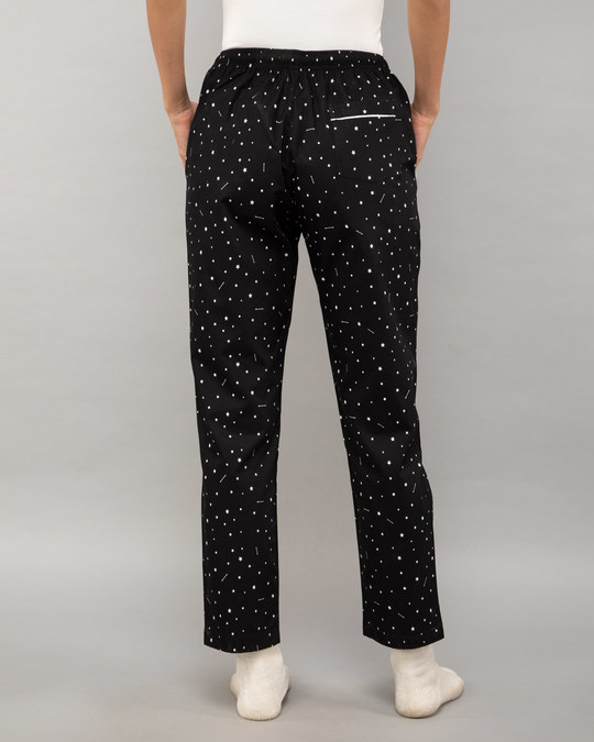 Shop Starry Galaxy All Over Printed Pyjama-Full