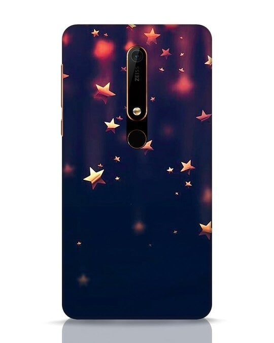 Shop Starry Nokia 6.1 Mobile Cover-Front