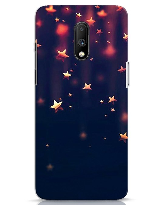 Shop Starry OnePlus 7 Mobile Cover-Front