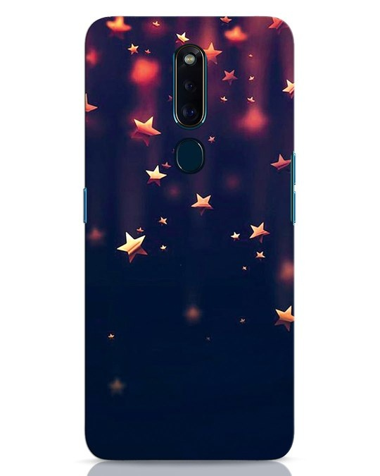 Shop Starry Oppo F11 Pro Mobile Cover-Front