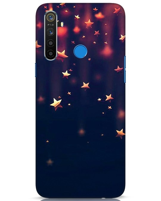 Shop Starry Realme 5 Mobile Cover-Front