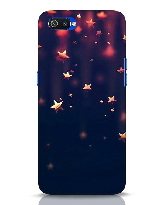 Shop Starry Realme C2 Mobile Cover-Front