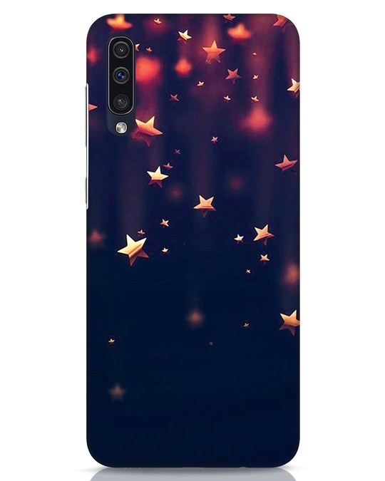 Shop Starry Samsung Galaxy A50 Mobile Cover-Front
