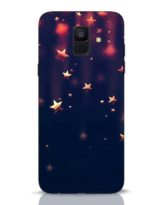 Shop Starry Samsung Galaxy A6 2018 Mobile Cover-Front