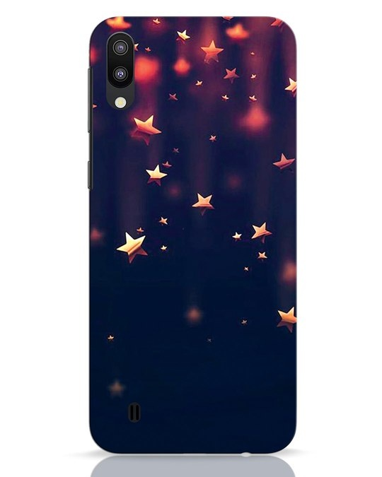 Shop Starry Samsung Galaxy M10 Mobile Cover-Front