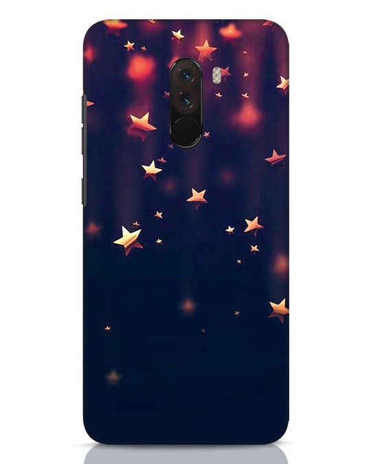 Shop Starry Xiaomi POCO F1 Mobile Cover-Front