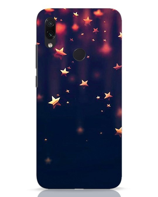 Shop Starry Xiaomi Redmi Note 7 Mobile Cover-Front